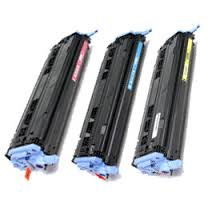 Compatible HP NO. 304A Toner Cartridge Combo Pack (C/M/Y) (CF340A)