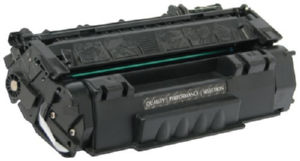 Compatible HP LaserJet 1160/1320 Jumbo Toner Cartridge (4000 Page Yield) (NO. 49AJ) (Q5949AJ)