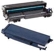 Compatible Brother DR-520/TN-580XJVB Drum/Jumbo Toner Value Combo Pack (1ea-Drum-25000 Page Yield/1ea-Toner -14000 Page Yield)