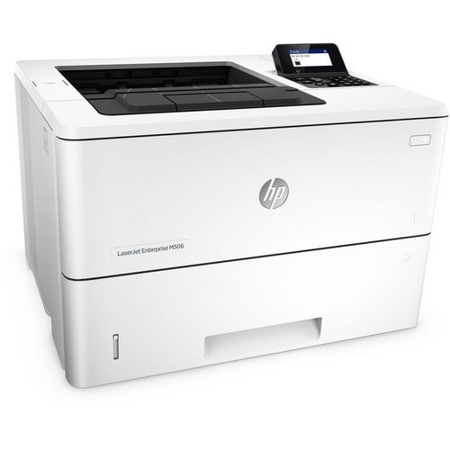 Refurbish HP LaserJet Enterprise M506dn Laser Printer (F2A69A#BGJ)