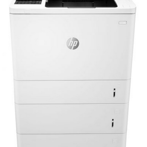 Refurbish HP LaserJet Enterprise M607dtn Monochrome Laser Printer Value Bundle (K0Q15A#BGJ/L0H17AVB)
