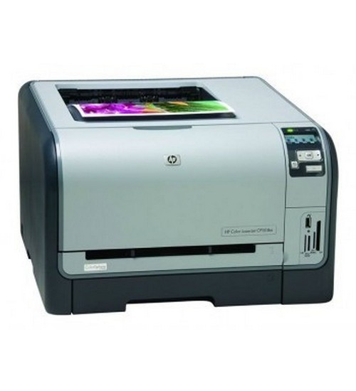 Refurbish Hewlett Packard Color Laserjet CP-1518NI Laser Printer (CC378A)