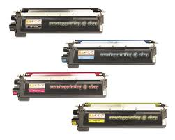 Compatible Brother TN-210MP Toner Cartridge Combo Pack (BK/C/M/Y)