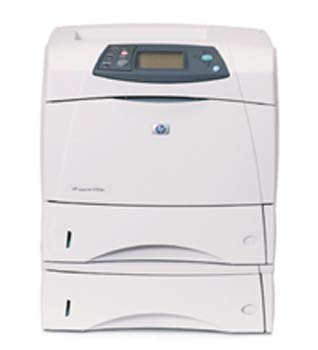 Refurbish Hewlett Packard Laserjet 4250TN Laser Printer (Q5402A)