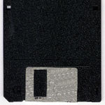 Bulk 3.5 Inch Floppy Diskette DS/HD (3320BK)