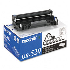 Compatible Brother DR-520 Drum Unit (25000 Page Yield)