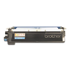 Brother TN-210C Cyan Toner Cartridge (1400 Page Yield)