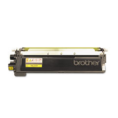Brother TN-210Y Yellow Toner Cartridge (1400 Page Yield)