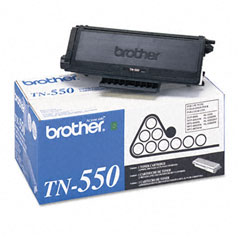 Brother TN-550 Toner Cartridge (3500 Page Yield)