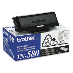 Brother TN-580 Toner Cartridge (7000 Page Yield)