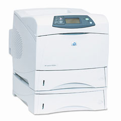 Refurbish Hewlett Packard Laserjet 4350DTN Laser Printer (Q5409A)