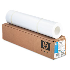 Hewlett Packard Premium Plus Photo Satin 18 inch x 50 feet long (Q7920A)