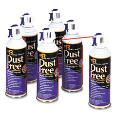 Read Right Dust-Free Ozone Safe 10oz Spray Duster (6/PK) (RR3760)