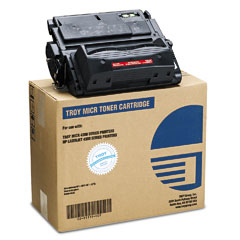 Troy MICR 4300 Toner Cartridge (19500 Page Yield) (02-81119-001)