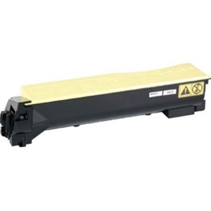 Compatible Kyocera Mita TK-542Y Yellow Toner Cartridge (4000 Page Yield) (1T02HLAUS0)